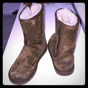 UGG Mayfair Western Boots
